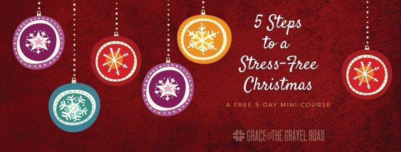 5 Steps to a Stress-Free Christmas