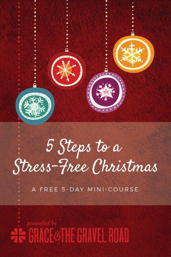 5 Steps to a Stress-Free Christmas link