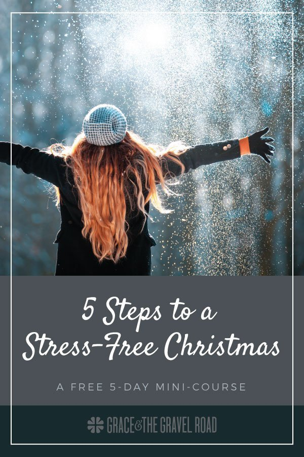5 Steps to a Stress Free Christmas
