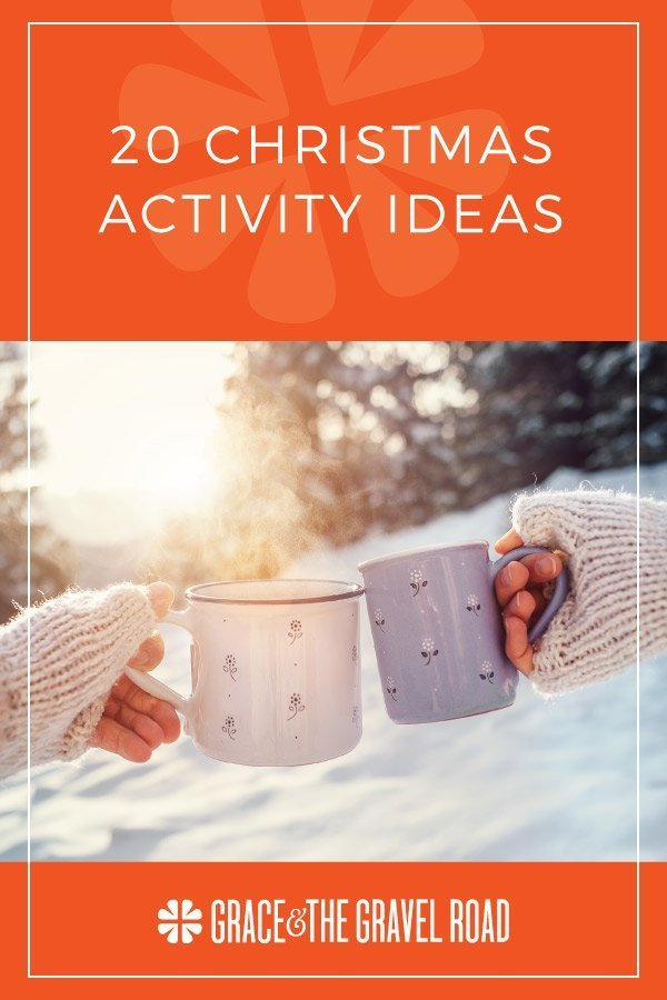 Christmas activity ideas link